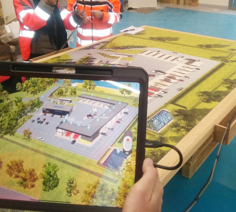 parcours pédagogique déchetterie Beauvais tourisme industriel