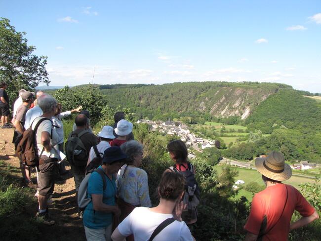 Site géologique PNR Normandie Maine