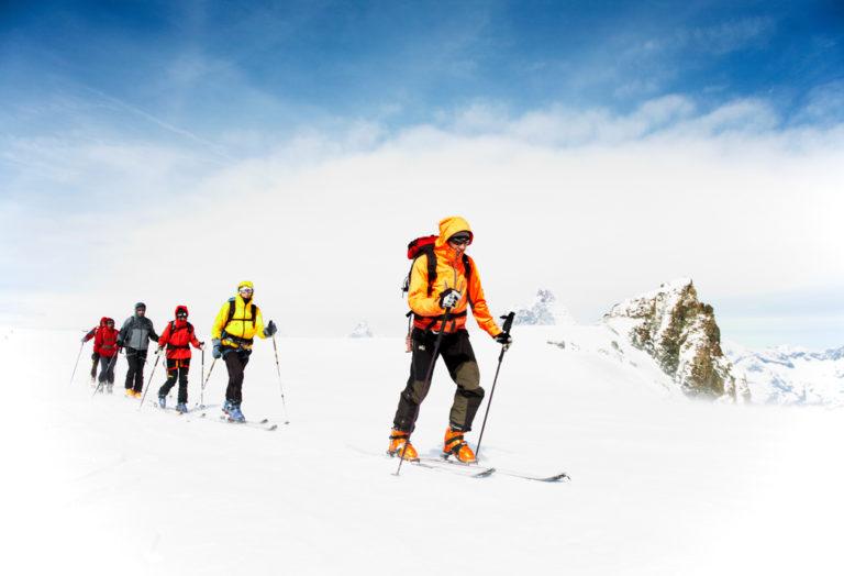 Ski de randonnée impact changement climatique
