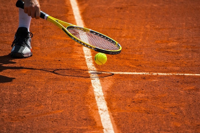 Tennis certification ISO 20 121