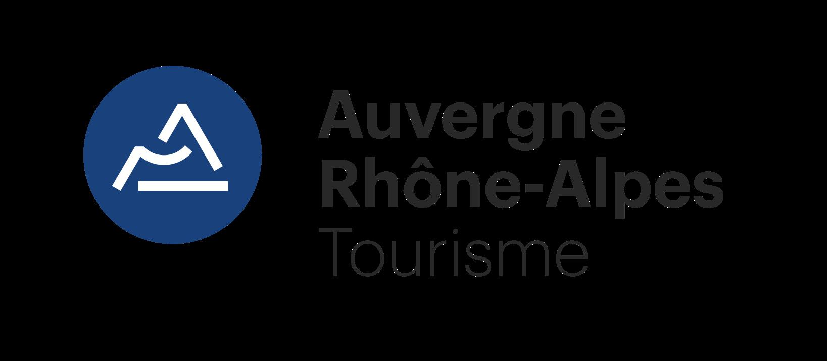 Auvergne Rhône-Alpes Tourisme logo