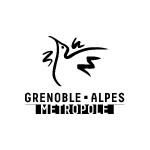 Grenoble Alpes Métropole logo