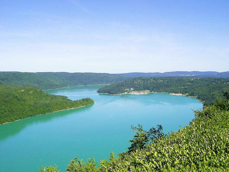 filiere lac cascade PNR Jura