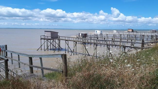 Parc ostréicole Port-des-Barques