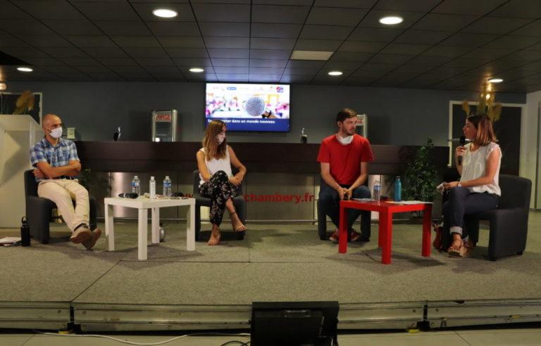 Conférence économique de la Foire de Savoie - Ecomédia