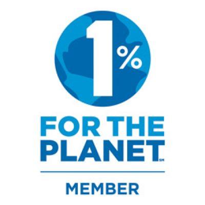 Fier membre du 1% pour la Planète