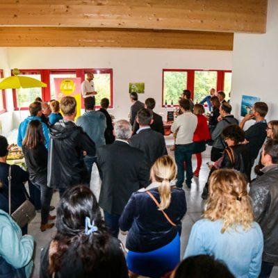 Une inauguration réussie de nos locaux Ecosphère