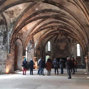 Abbaye de Beauport plan de gestion