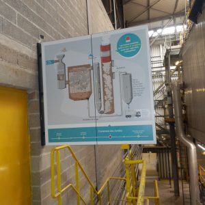 Parcours pédagogique centre de valorisation énergétique REMIVAL tourisme industriel